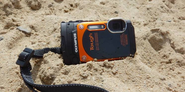 olympus tg-860 review
