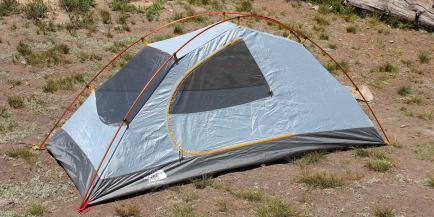 north face tent review stormbreak 1