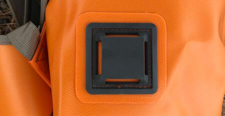 This photo shows the Fishpond 4-way connector.
