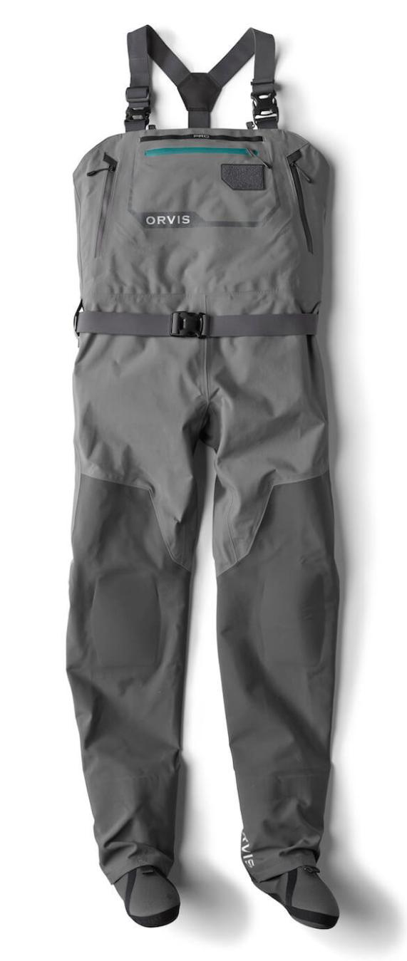 This photo shows the Orvis Pro Wader women's version.