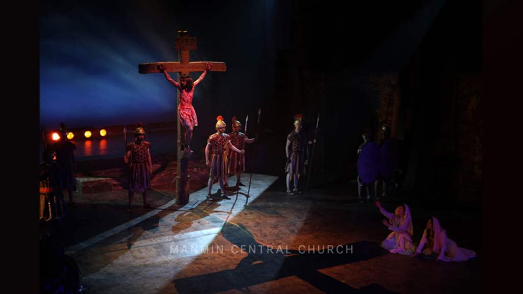 क्रूस का संदेश (17) क्रूस पर यीशु के अंतिम सात वचन (1)