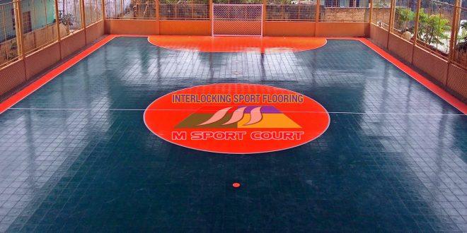 lapangan futsal standart