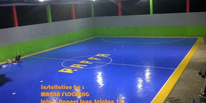 lapangan futsal raffa