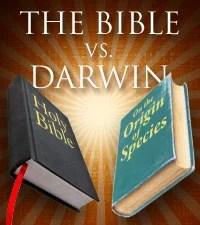 The Bible vs. Darwin