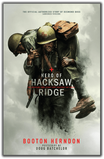 Hacksaw Ridge Free Book Giveaway