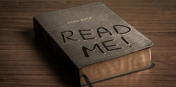 Image result for reading bible