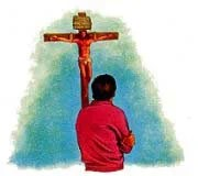 Jesus died to save us from our sins.  Those who do not accept His gift of salvation will receive death.
