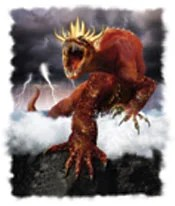 The world empire of Rome is symbolized by the monster beast of Daniel chapter 7.