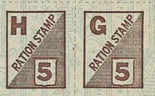 During World War II, ration stamps controlled the sale of food, fuel, tires, and other necessities.  Such control could easily be utilized again.