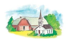 The tithe is to be brought into God's storehouse, or church.