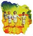 Children, playing together, will fill the streets of the new Jerusalem.