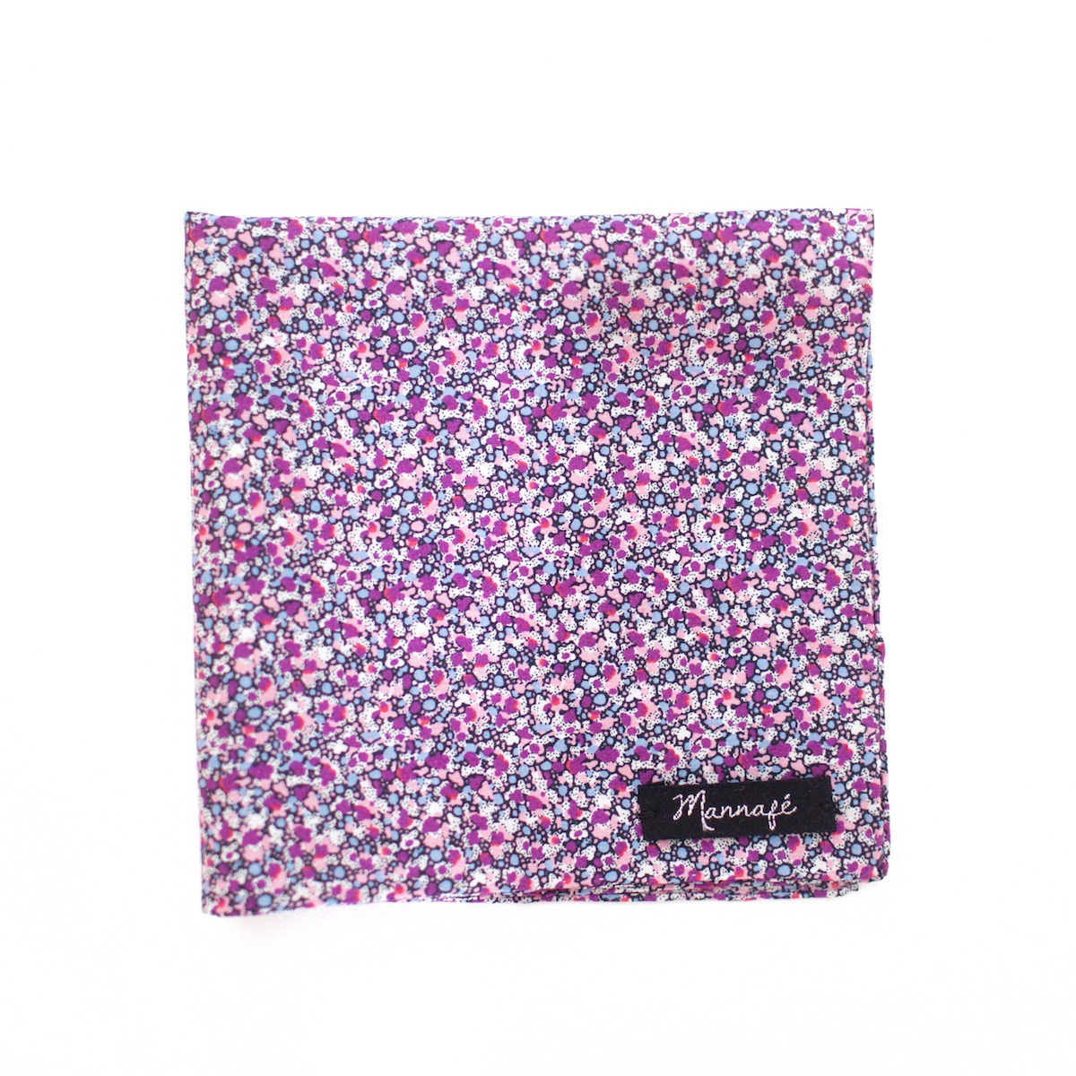 Pochette de costume Liberty Pepper violet