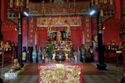 Colorful shrine