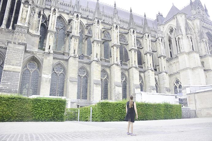 Cathedral de Reims | More Travel France photos on Mannaparis.com