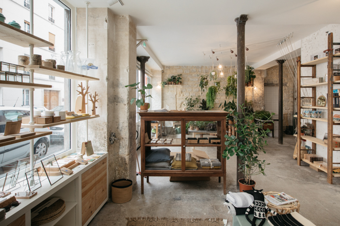 Store Spotlight: Welcome Bio Bazar, an eco-friendly store and cafe in the 11th | Read more on MannaParis.com