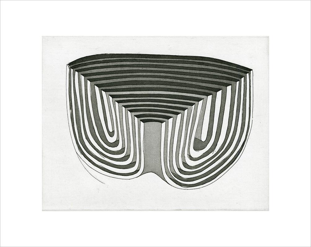 Manneken Press Brian Cypher etching