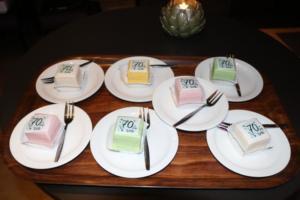 Lustrum- buffet