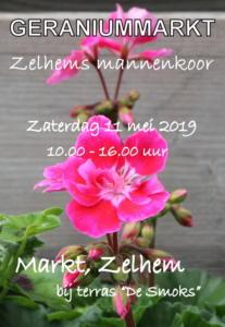 Geraniummarkt 2019