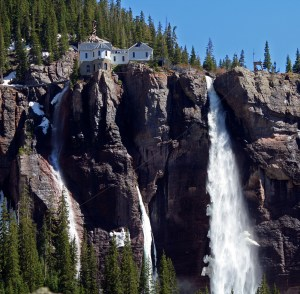 Telluride Weddings, Bridal Veil Falls