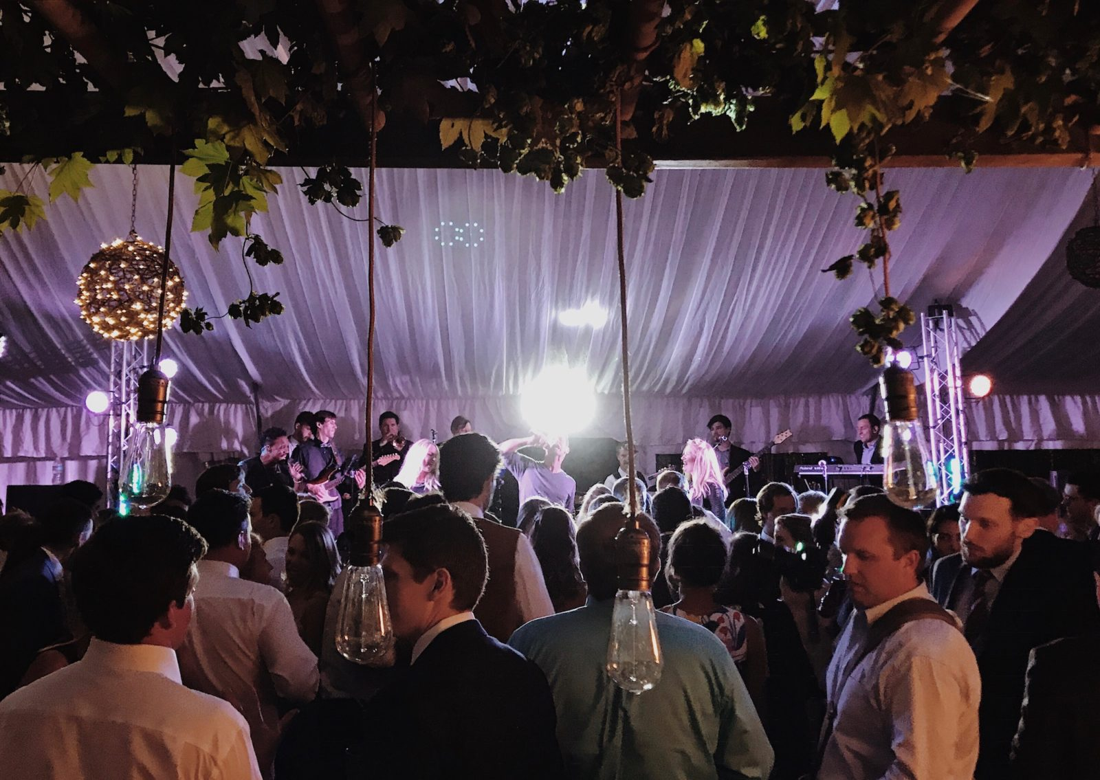 Colorado Wedding Band, Mannequin the Band, Aubrey Jacobs Okuchaba, Kenton Kennedy, Dana Wield, Alan Currens