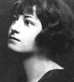 Dorothy Parker on talking to herself