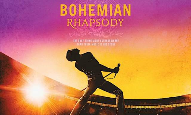Movie poster of Bohemian Rhapsody. There is a good lesson for public speakers. How can we expect to engage with others in a meaningful way if we don't like ourselves?