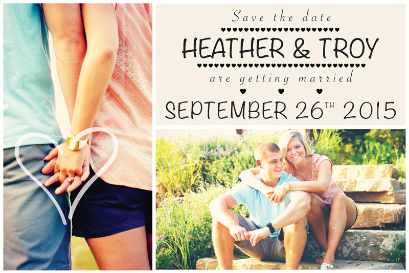 Heather & Troy 2015