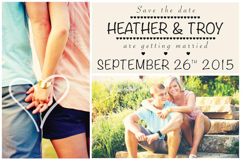 Heather & Troy 2015