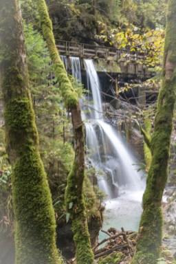 Seisenbachklamm Wasserfall