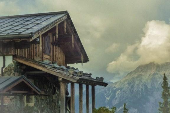 Berghütte Österreich