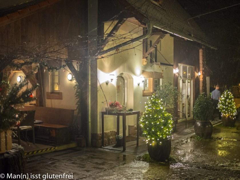 Außenansicht Restaurant Ursprung