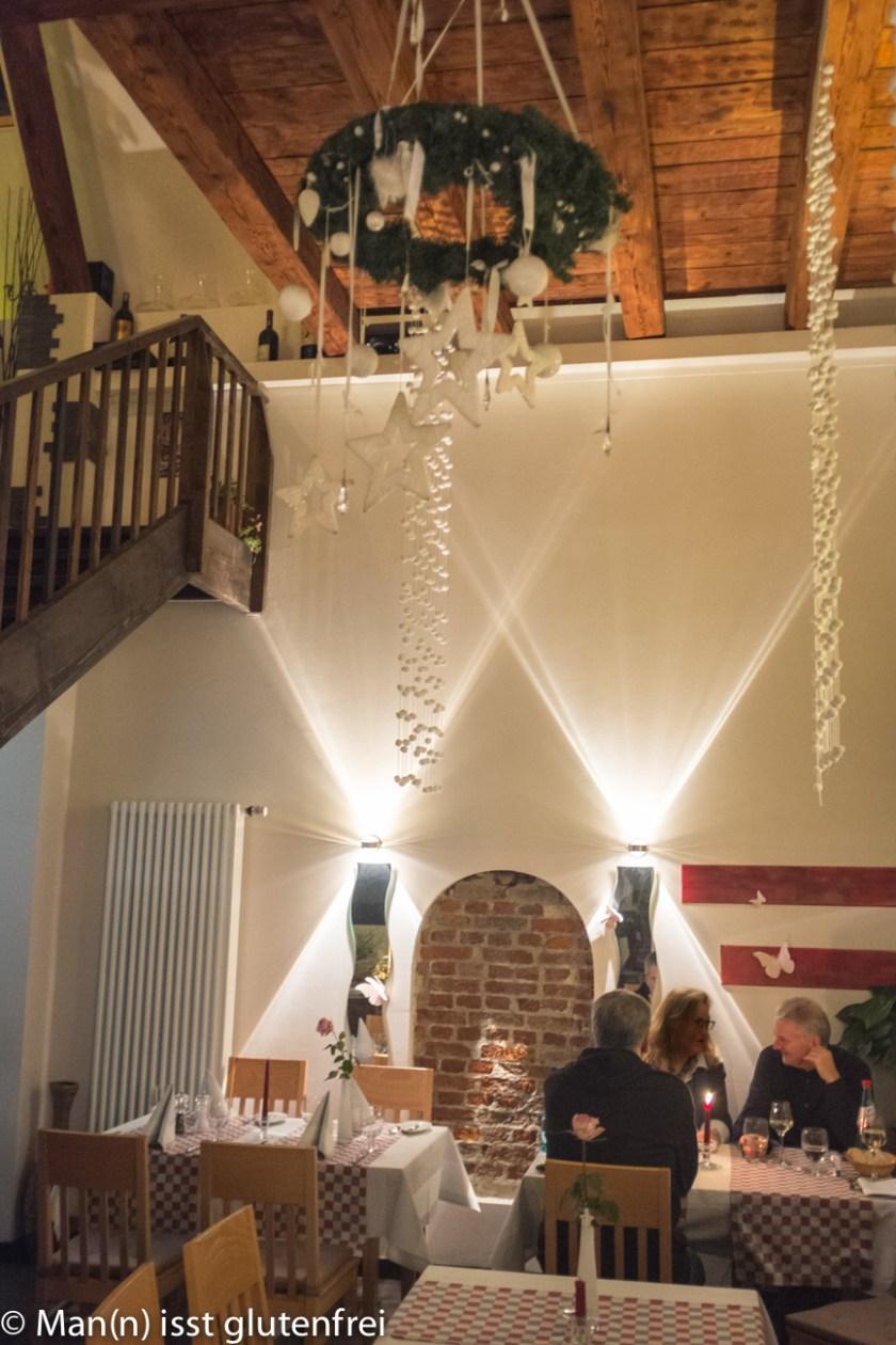 Innenansicht Restaurant Ursprung