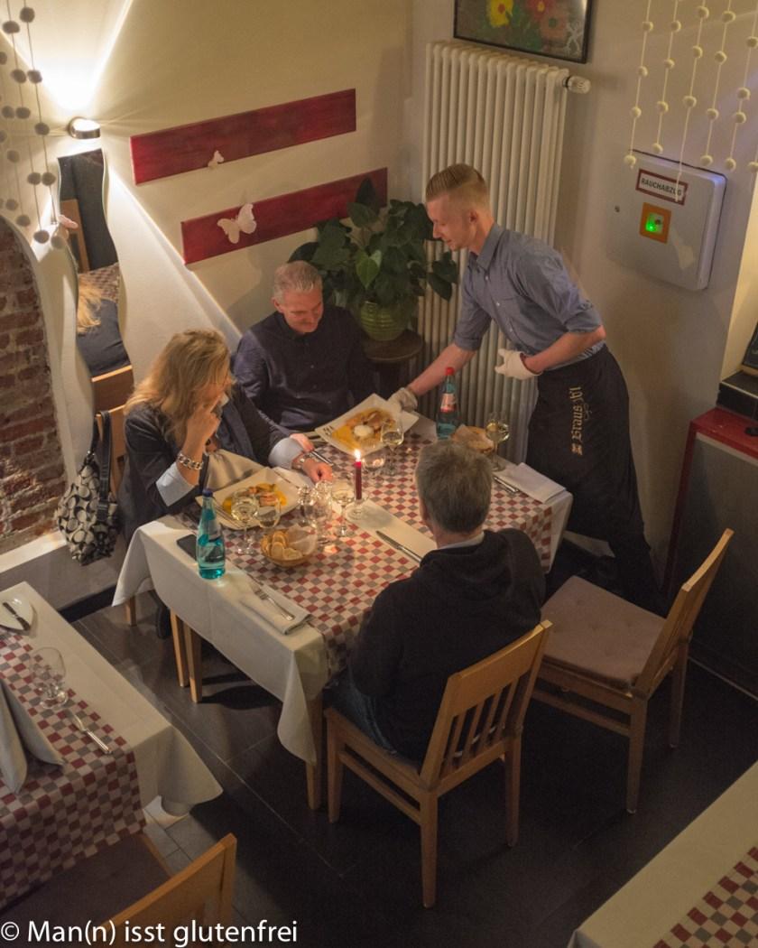 Service Restaurant Ursprung