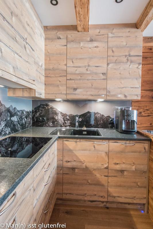 Braitos Lodge Küche