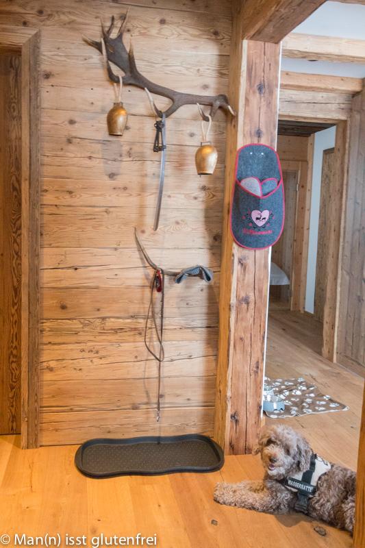 Braitos Lodge Flur