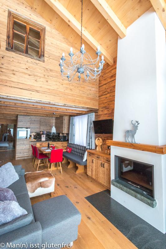 Wohnraum Käthes Lodge
