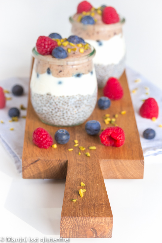 Chia-Nicecream-Berries unscharf