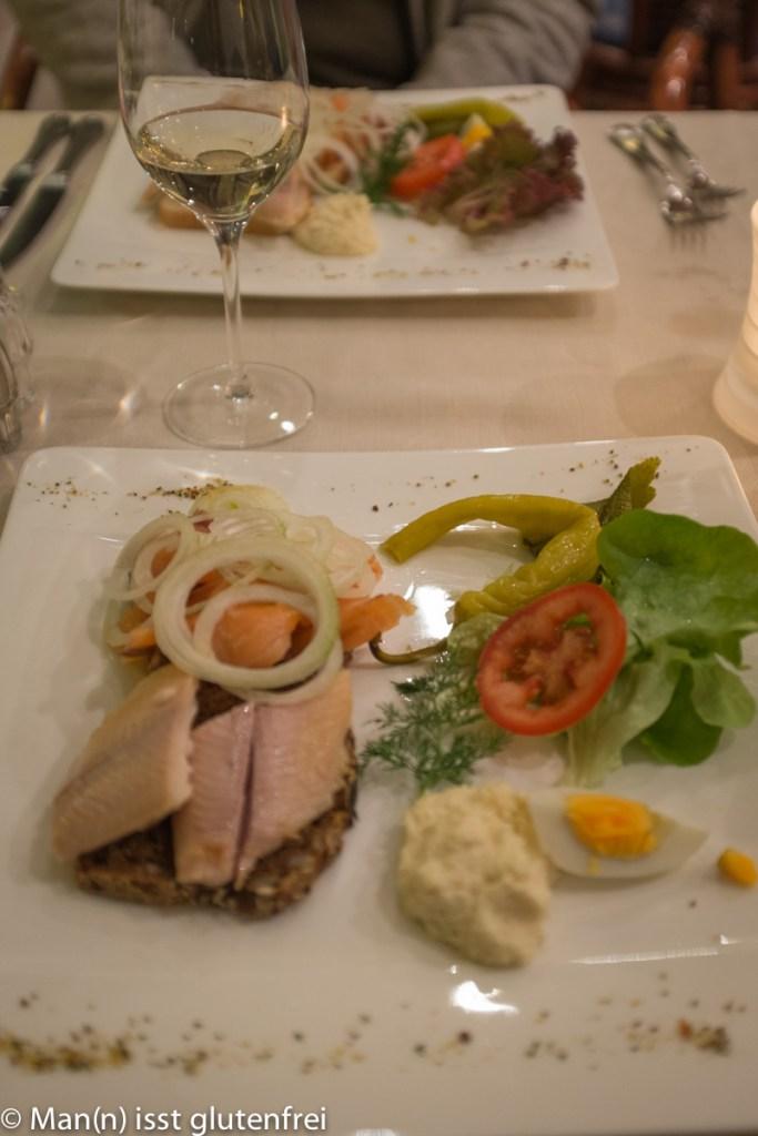 Hotel Tyrol Vorspeise