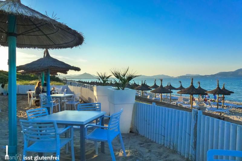 Glutenfrei auf Reisen - Mallorca Restaurant-Tipps 2018 Teil 1