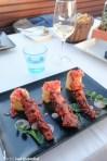 Octopus with anticuchada & criollo sauce