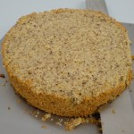 Haselnuss Pflaumen Torte - glutunfrei und laktosefrei