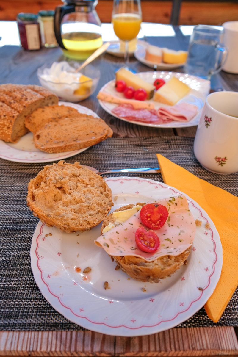 Frühstück glutenfrei