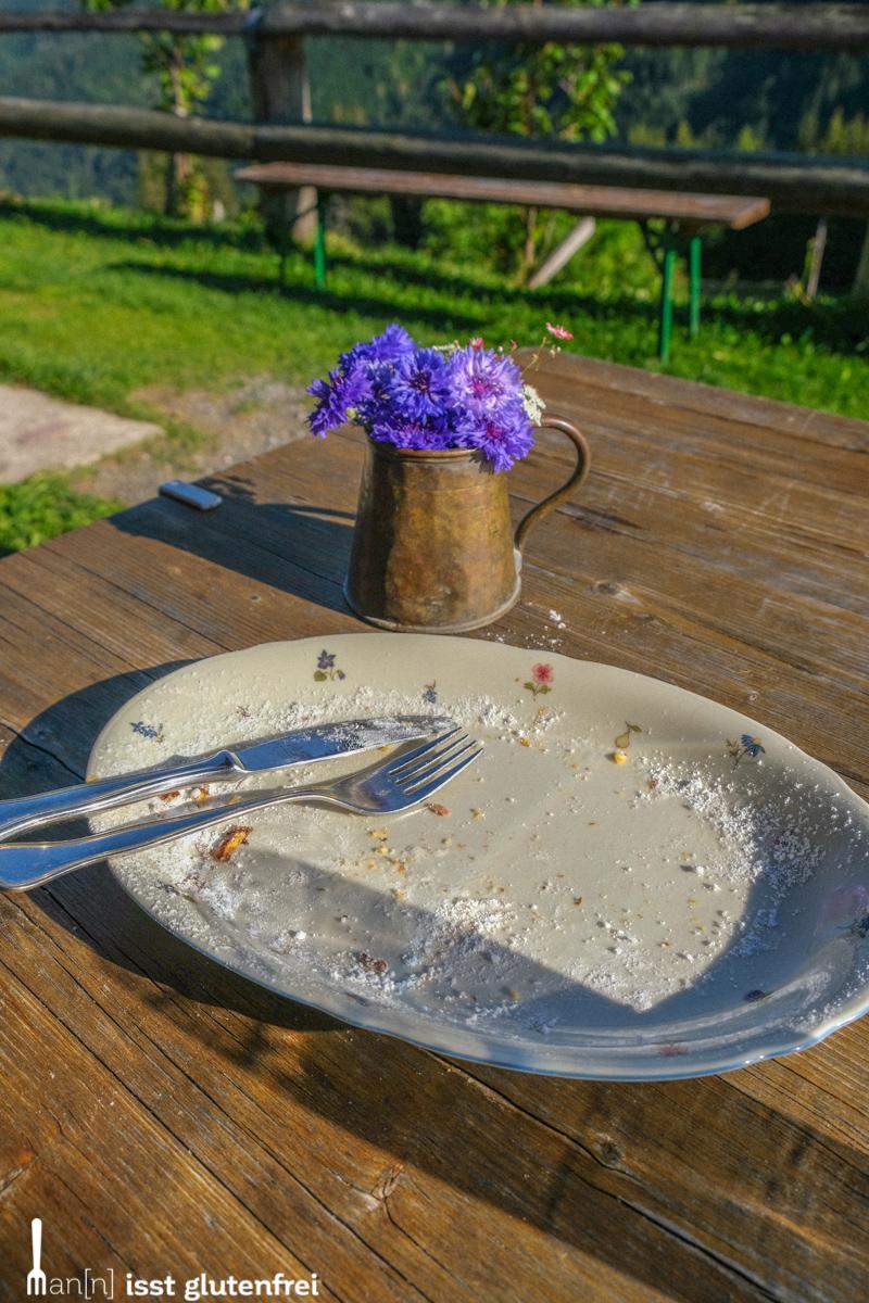 Glutenfreier Kaiserscharrn