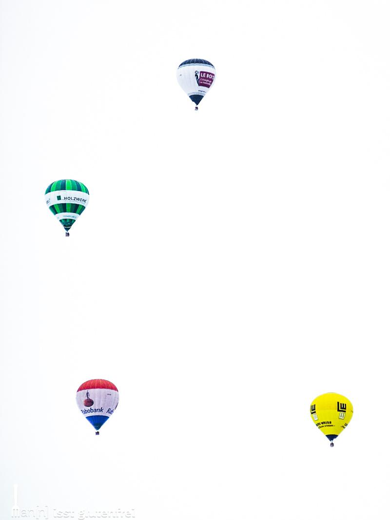 Tannheimer Tal Ballons