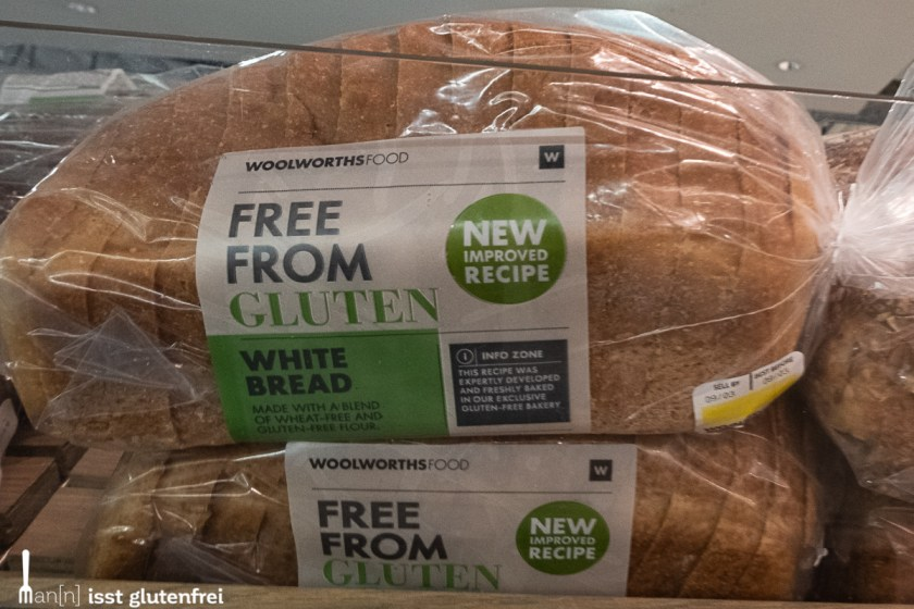 Glutenfreier Brot Woolworth