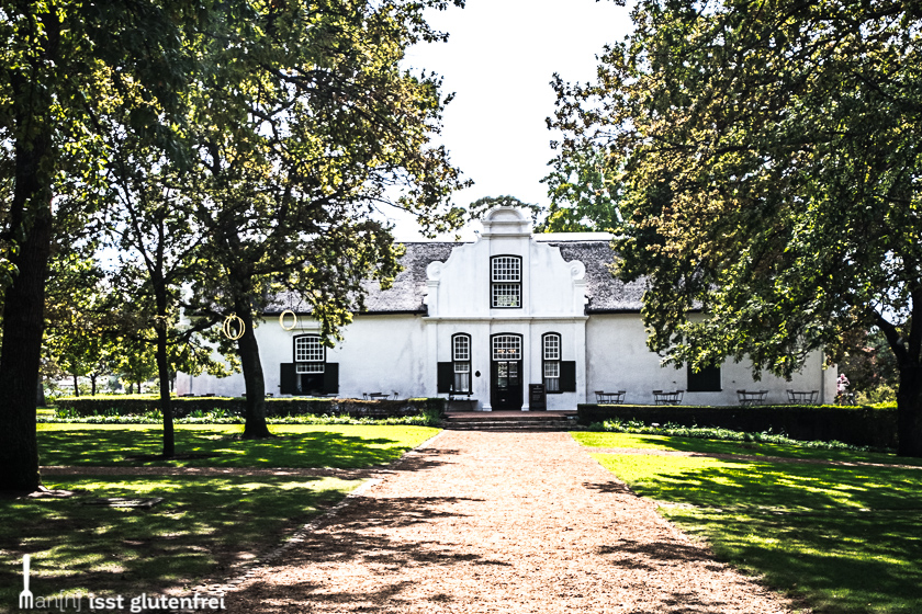 Boschendal Manor House