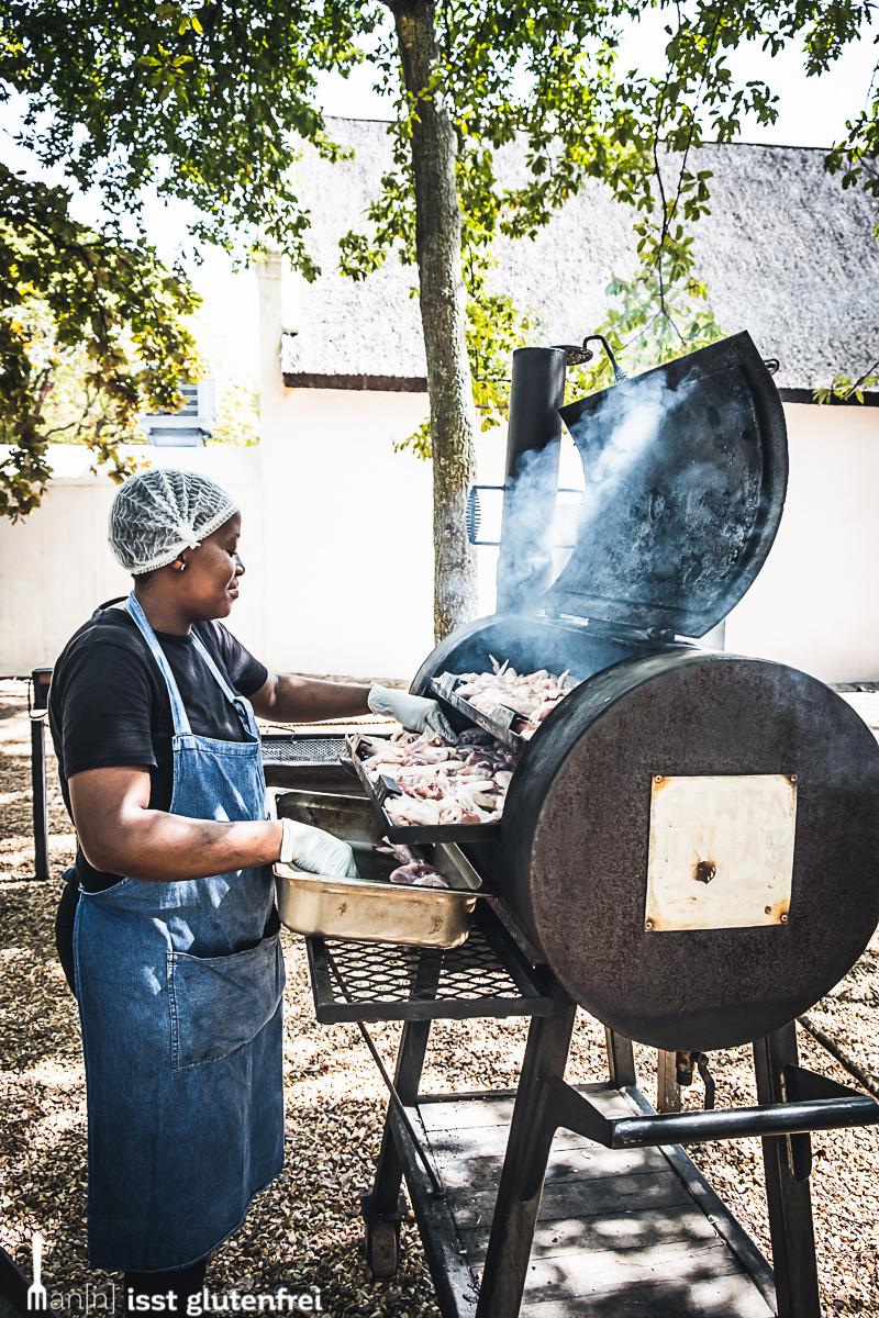 glutenfreier Urlaub in Südafrika