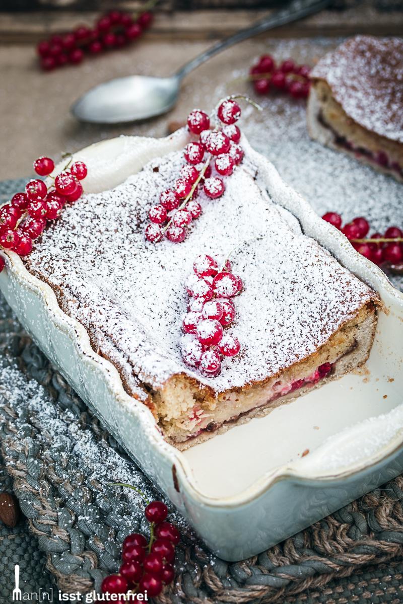Bakewell Pudding glutenfrei