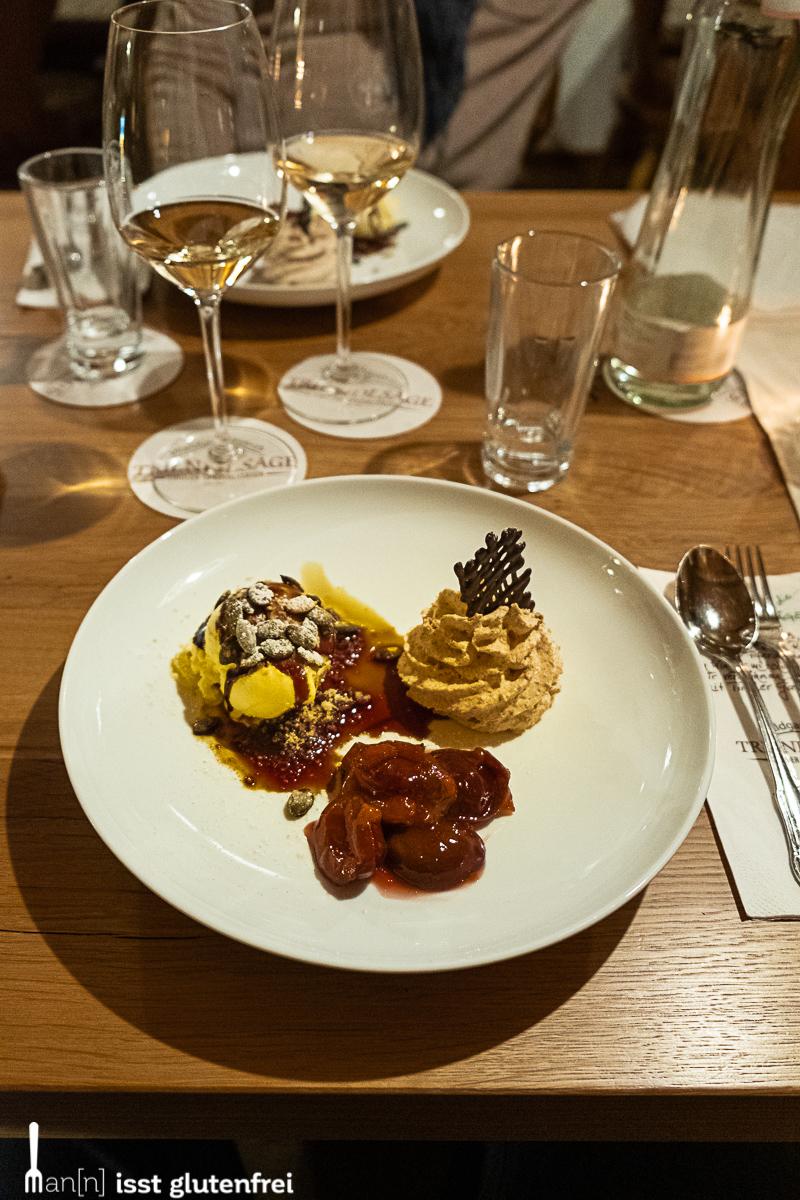 Dessert Triendlsäge