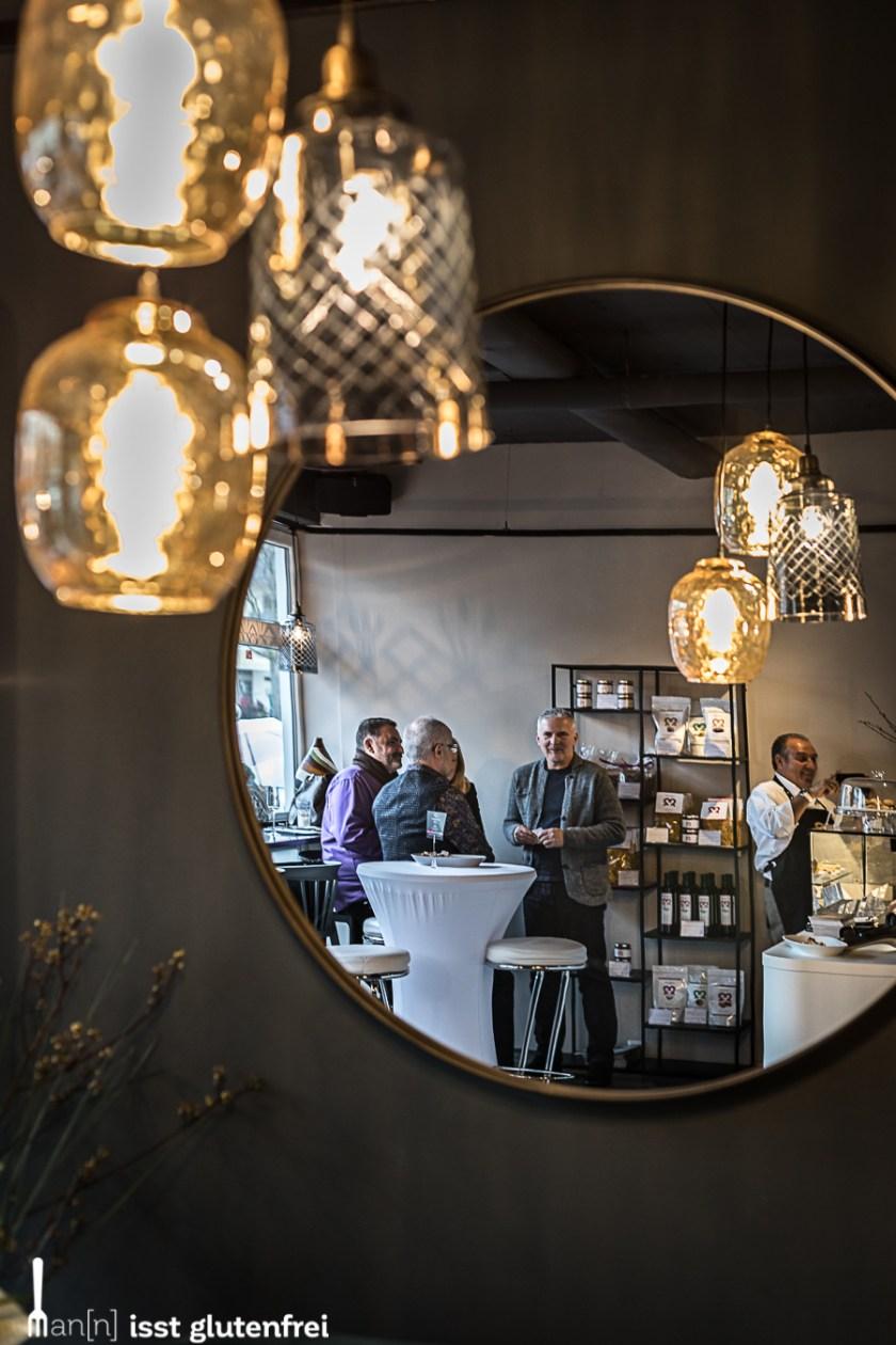 Maisterei Kafee glutenfrei in Frankfurt